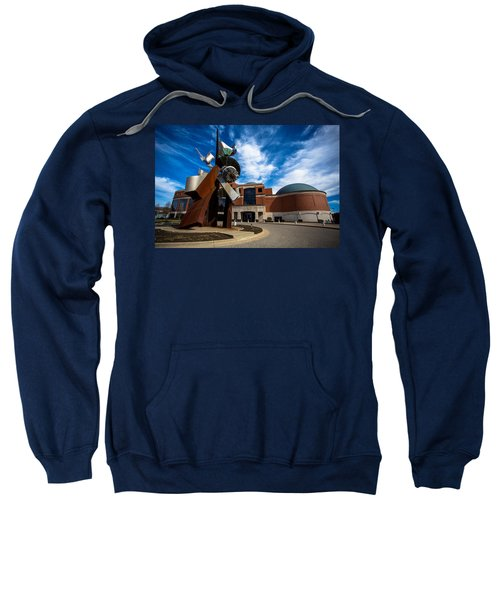 The Clay Center Sweatshirt