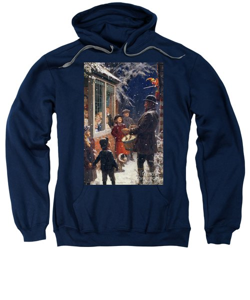 The Entertainer  Sweatshirt