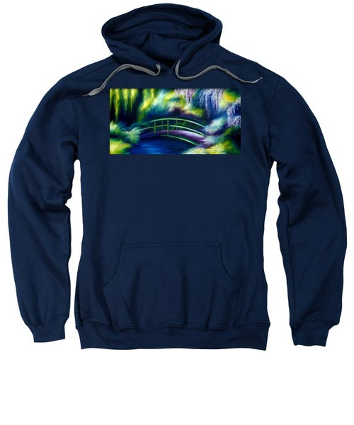 The Gardens Of Givernia Sweatshirt