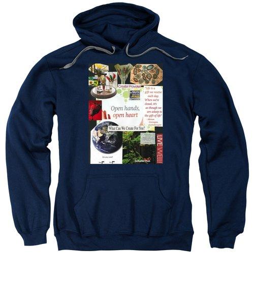 The Gift Of Creativity Sweatshirt