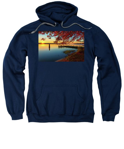 The Glassy Patuxent Sweatshirt