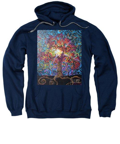 The Glow Of Love Sweatshirt