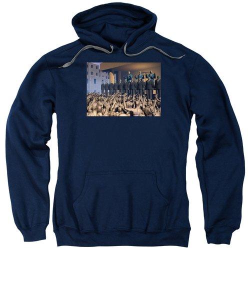 The Great Mud Revolt Sweatshirt