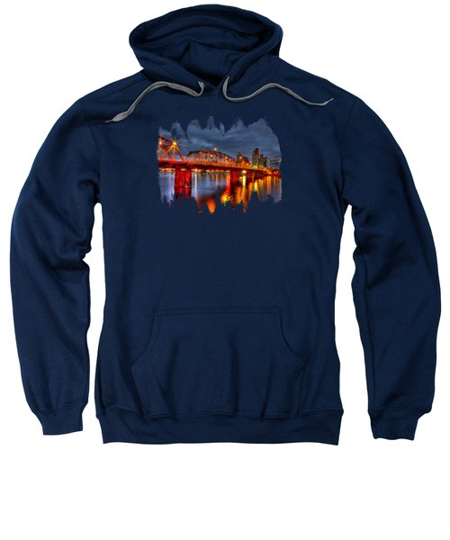 The Hawthorne Bridge - Pdx Sweatshirt