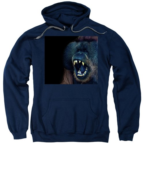 The Laughing Orangutan Sweatshirt