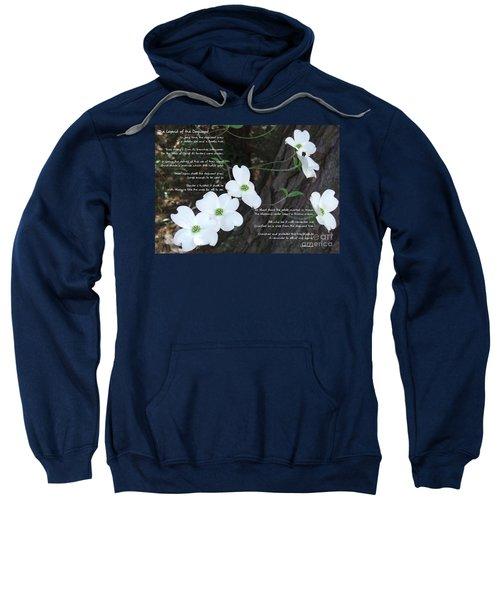 The Legend Of The Dogwood Sweatshirt
