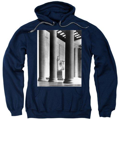 The Lincoln Memorial Sweatshirt