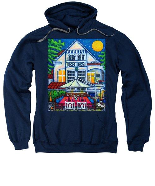 The Little Festive Danish House Sweatshirt