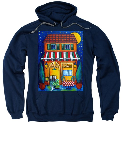 The Little Trattoria Sweatshirt