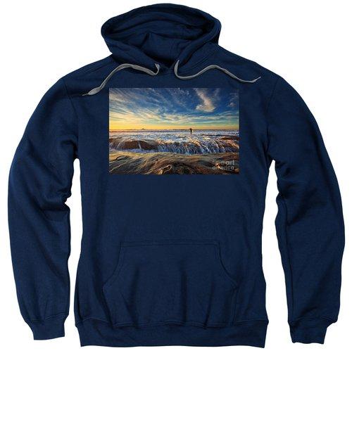 The Lone Surfer Sweatshirt