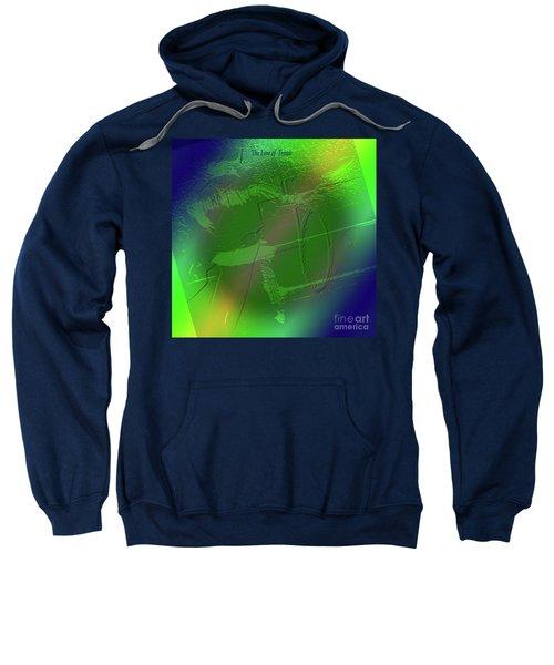 The Love Of Tennis 1 Sweatshirt