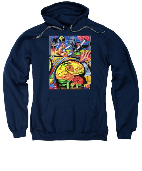 The Mechanics Of Consciousness Sweatshirt