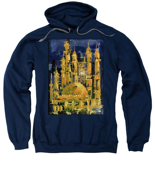 The Mosque-3 Sweatshirt