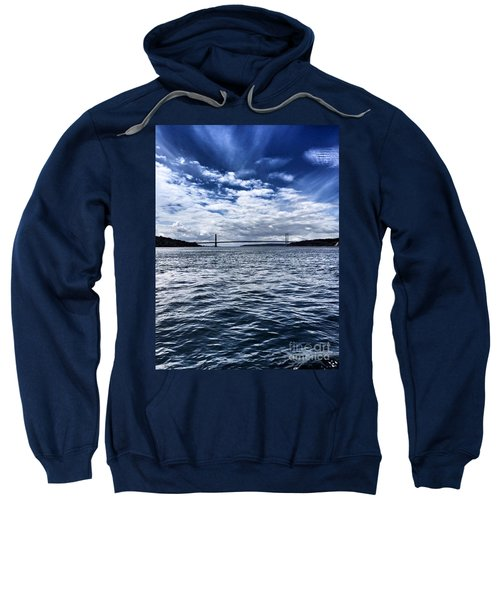 The Narrows Bridge  1 Sweatshirt