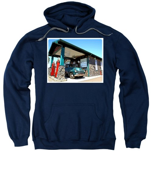 The Old Texaco Station Sweatshirt