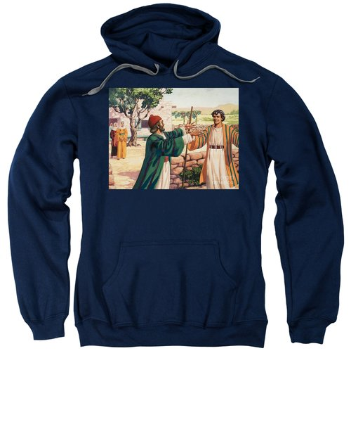 The Parable Of The Prodigal Son Sweatshirt