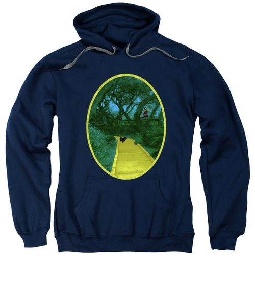 The Road To Oz Sweatshirt