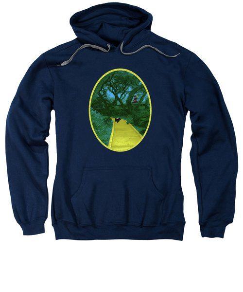 The Road To Oz Sweatshirt