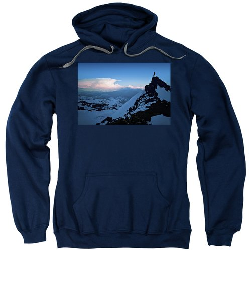 The Sunset Wave Sweatshirt