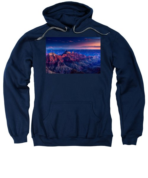 The Temples And Bright Angel Canyon Sweatshirt