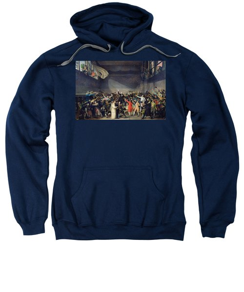The Tennis Court Oath Sweatshirt
