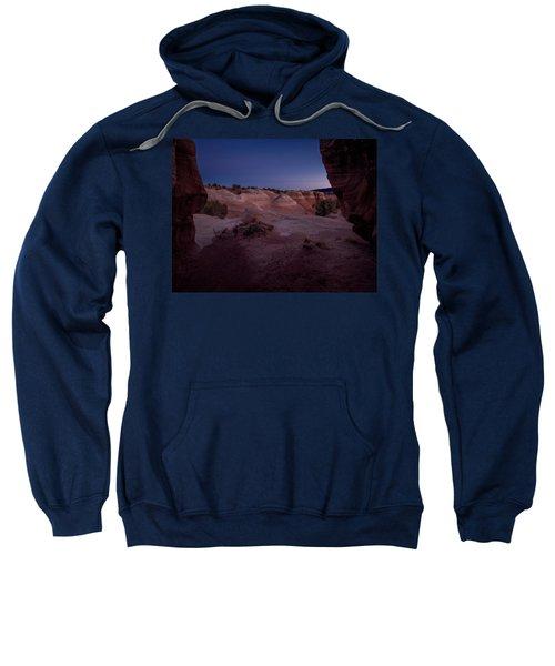 The Window In Desert Sweatshirt