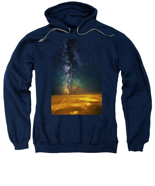 Towards The Core Sweatshirt
