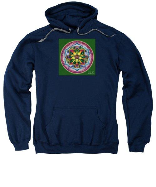 Transformation Mandala Sweatshirt