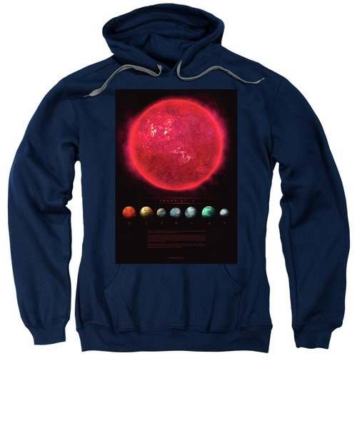 Trappist-1 Sweatshirt