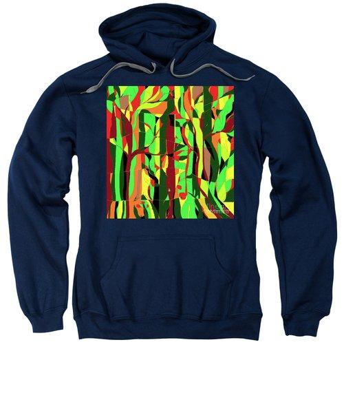 Trees In The Garden Sweatshirt