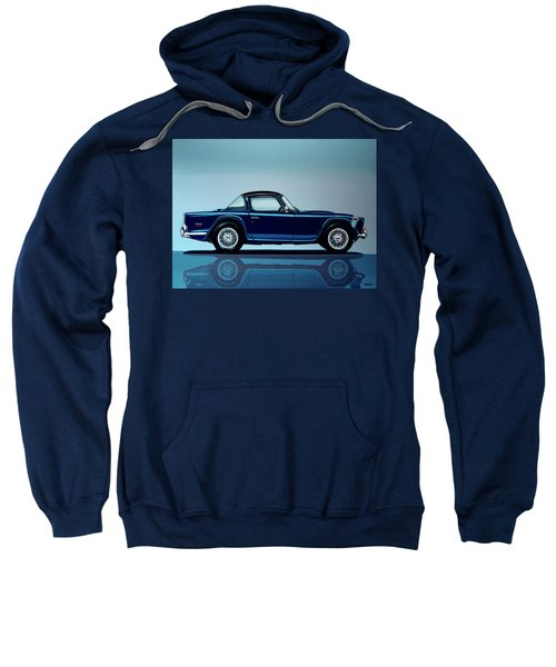 Triumph Tr5 1968 Painting Sweatshirt