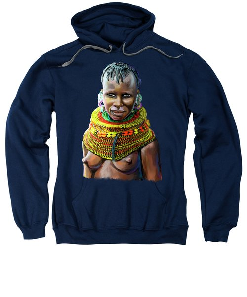 Turkana Girl Sweatshirt