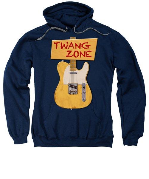 Twang Zone T-shirt Sweatshirt