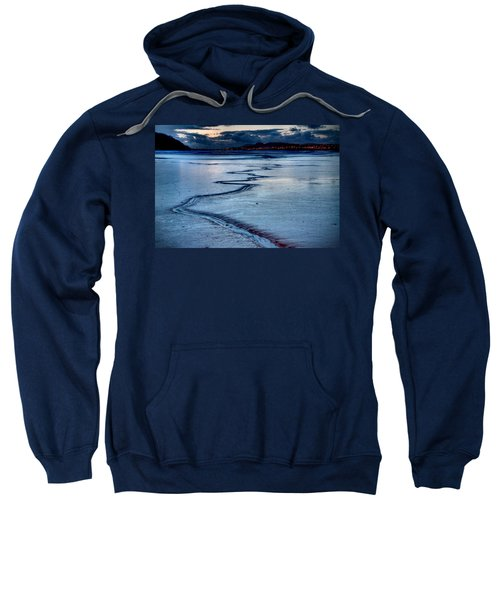 Twilight, Conwy Estuary Sweatshirt