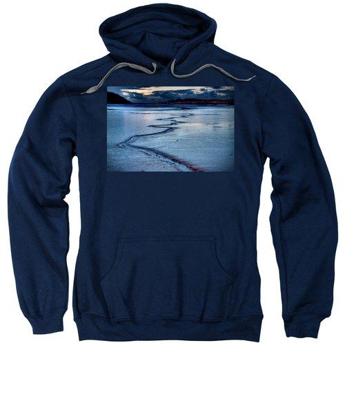 Twilight, Conwy Estuary Sweatshirt