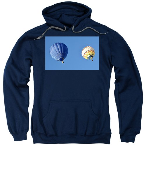 Two High In The Sky Sweatshirt