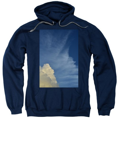 Two Tone Clouds 9384 Sweatshirt