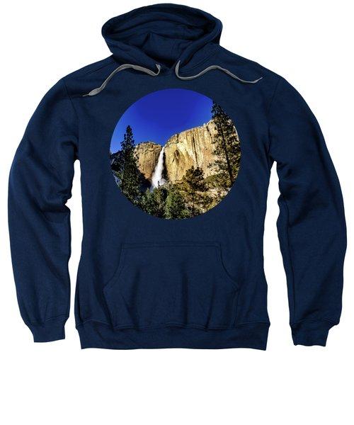 Upper Falls Sweatshirt by Adam Morsa