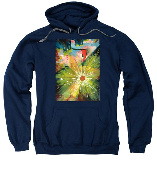 Urban Sunburst Sweatshirt
