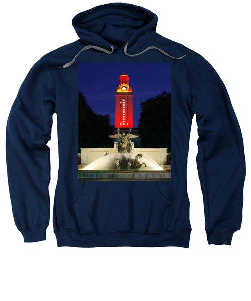 Ut Austin Tower Orange Sweatshirt