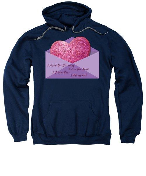 Valentine 05 Sweatshirt