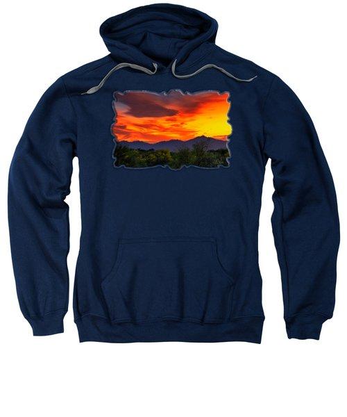 Valley Sunset H32 Sweatshirt
