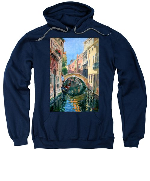 Venice Ponte Widmann Sweatshirt