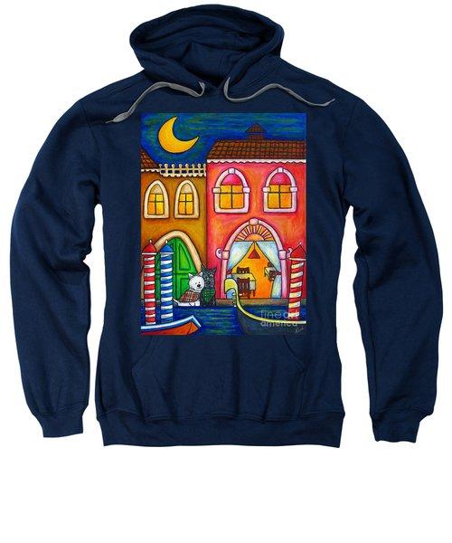 Venice Valentine Sweatshirt