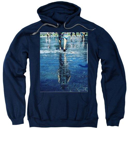Walking On The Water Sweatshirt