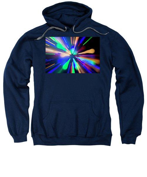 Warp Factor 1 Sweatshirt