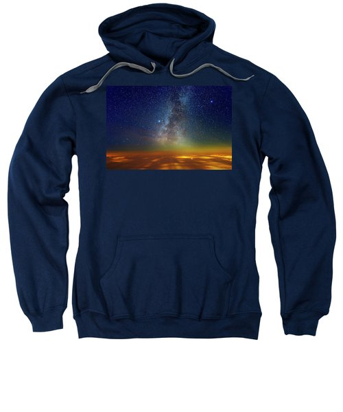 Warp Speed Sweatshirt