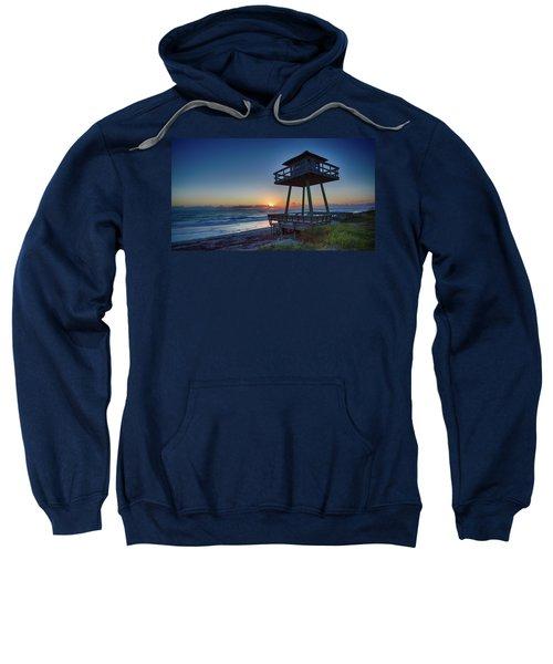 Watch Tower Sunrise 2 Sweatshirt