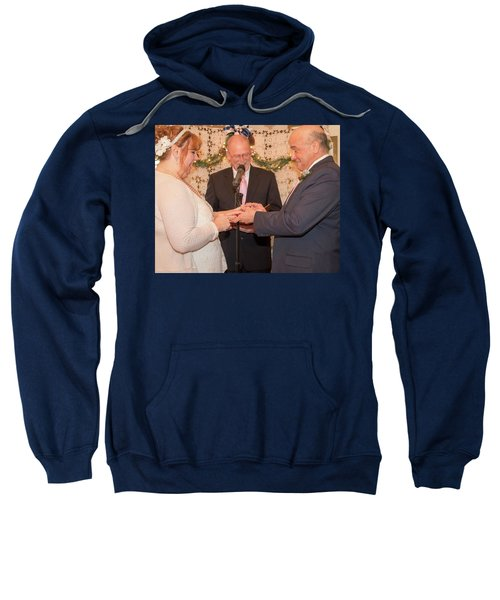 Wedding 1-2 Sweatshirt