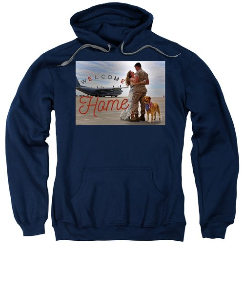 Welcome Home Sweatshirt